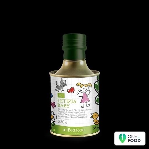 Letizia Baby Extravirgin Olive Oil